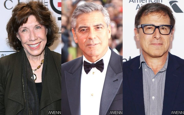 Lily Tomlin and George Clooney vs. David O. Russell