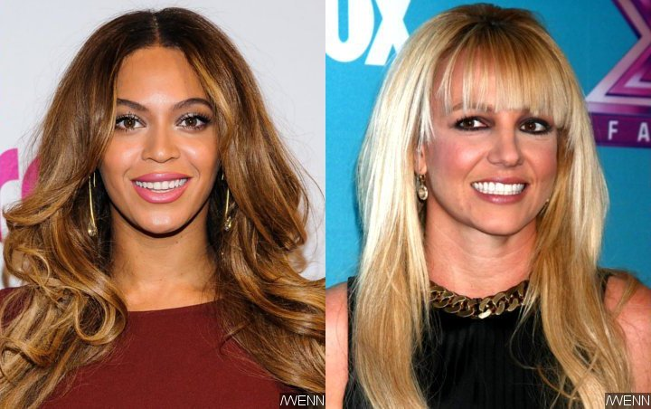 Beyonce's Fans Not Having It After Britney Spears Declares Herself 'Queen B'